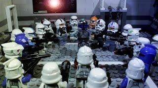 Jango Fett Vs 21 Troopers - Lego Star Wars