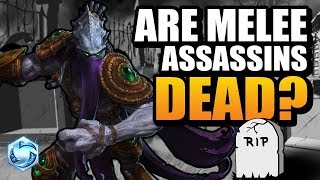 The Death of the Melee Carry?? // Heroes of the Storm