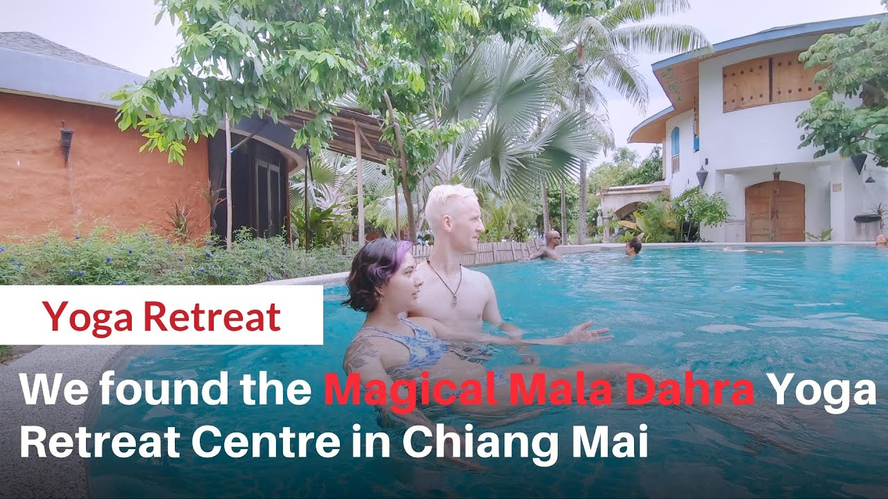 Found A Magical Secluded Yoga Retreat In Chiang Mai Thailand Youtube