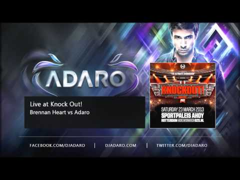 Adaro vs. Brennan Heart (Liveset Knockout 2013)