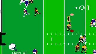 Penn State scores with :04 over Iowa ... According to Tecmo - 09/23/17
