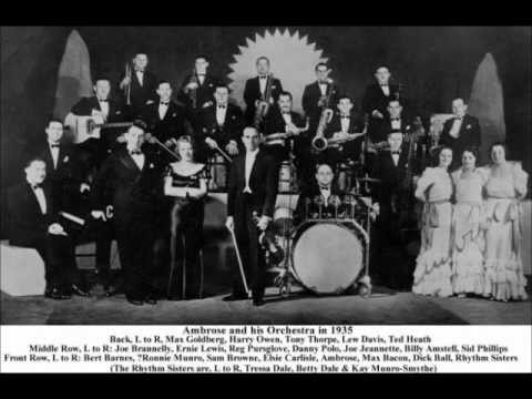Ambrose & his Orchestra - Dinner at Eight