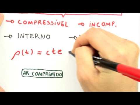 Me Salva! IEF14 - Escoamento Compressível, Incompressível, Laminar e Turbulento