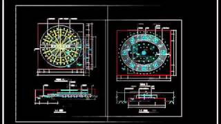 【autocad Block Download】ceiling Design And Detail Plans 2.wmv