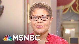 Black Caucus Leader: How Black Alabama Voters Broke Obama Record   The Beat With Ari Melber   MSNBC