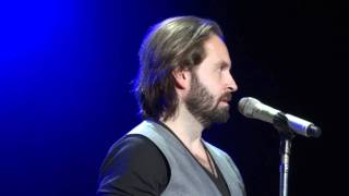 Alfie Boe - First Time Ever I Saw Your Face - Live at Preston Guild Hall 3/2/2012