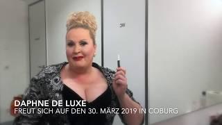 Nachricht von Daphne de Luxe für Coburg & Umgebung