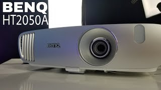 BenQ HT2050A Gaming Projector Review 2018 Model   Home Cinema