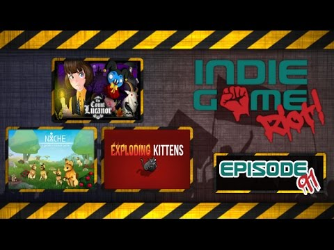 The Count Lucanor | Niche | Exploding Kittens (Indie Game Riot - Ep. 91)