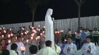Đêm Tôn Vinh Thánh Thể tại TTTM TàPao 12/6/2016