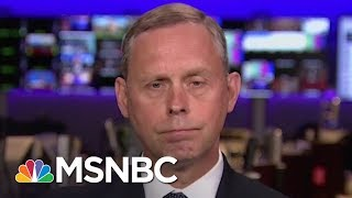 Former Andrew McCabe Colleague Criticizes President Donald Trump's Attacks | The 11th Hour | MSNBC