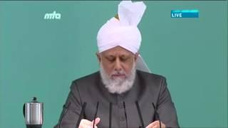 2012-09-28 Verkündet den wahren Charakter des Heiligen Propheten Muhammad (saw)