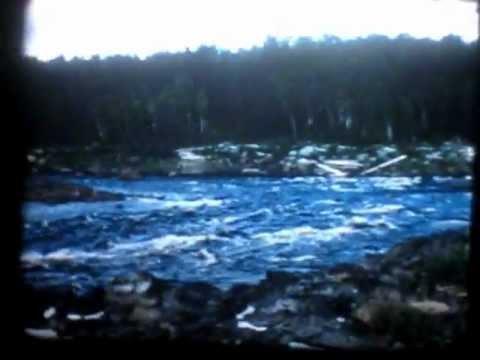 Missinaibi River Canoe Trip 1965