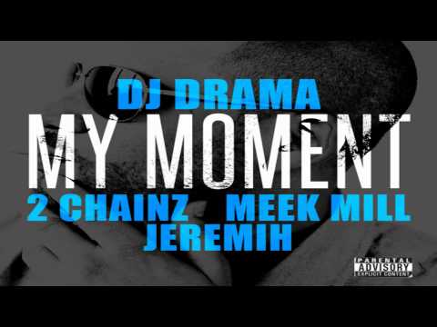 DJ Drama - My Moment Instrumental (HQ)