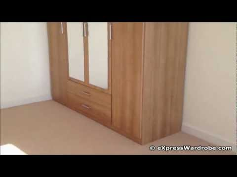 brimnes wardrobe with 3 doors assembly instructions