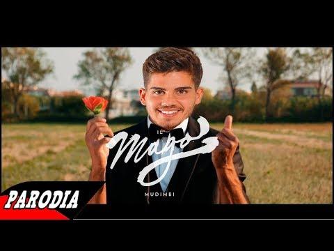 """Andre Silva - Parodia """"Il Mago"""" - Mudimbi"""