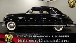 1949 Packard Eight - Stock #879 - Louisville Showroom