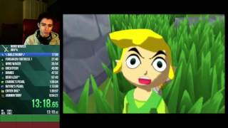 5:41:19 Any% WindWaker
