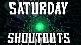 ♎SATURDAY SHOUTOUTS♎