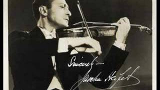 Heifetz-Mendelssohn Violin Concerto E Minor (Op. 64)-Part 1