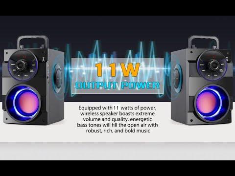 portable-bluetooth-speakers- -wireless-outdoor/indoor-party-speakers-mp3-player-powerful-speaker