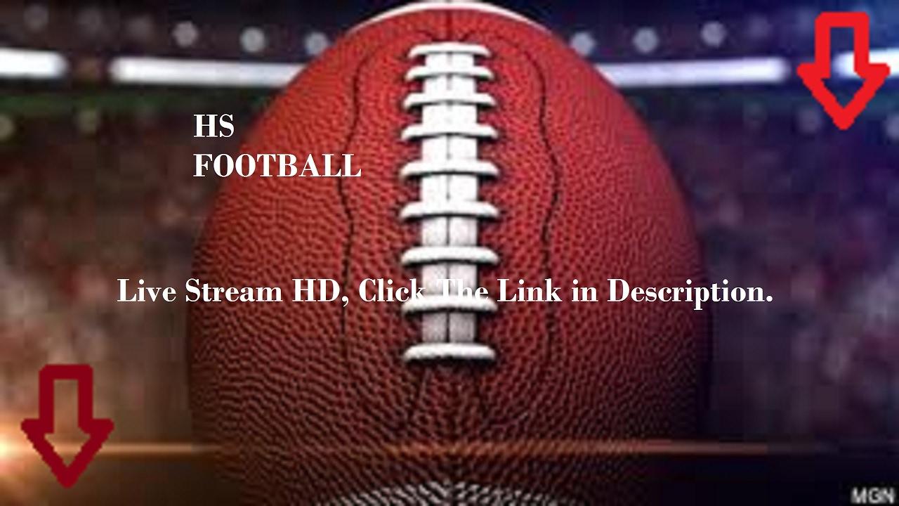 Calvary Chapel vs Dymally - High School Football icon 2019 Live