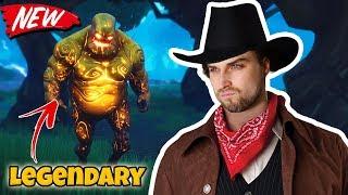 De jacht naar de legendary zombie! 🤠 - Fortnitemares