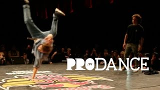 Titris vs Simon | FINAL | Red Bull BC One Belgium Cypher 2015