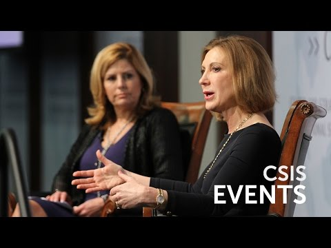 Smart Women, Smart Power: A Conversation with Carly Fiorina