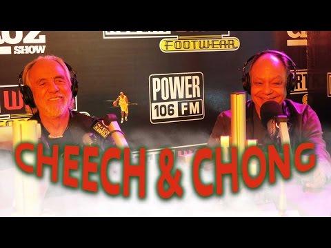 Cheech & Chong Are Still Smokin-Talk Weed, Bongs, Jail Time + More!