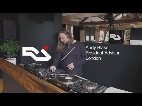 Andy Blake (World Unknown) - Live from RA London | Resident