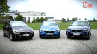 Kaufberatung BMW X1, Gran oder Active Tourer - Welcher passt zu Ihnen?