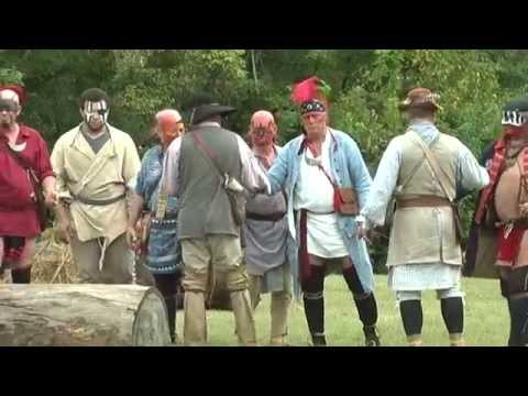 The Siege of 1778 at Fort Boonesborough