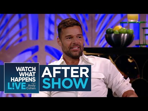 After Show: Ricky Martin On Working With Ryan Murphy | WWHL