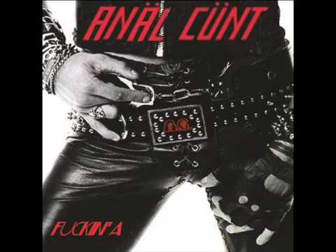Anal cunt albums