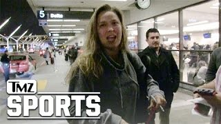 Ronda Rousey Says REMATCH WILL HAPPEN   TMZ Sports