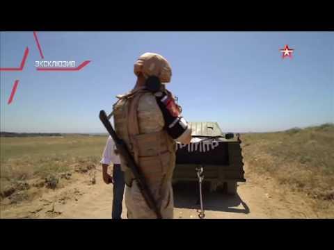 Российские военные расстреливают