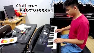 Đàn Organ|| (Mi Ya Hee Song)  Bài Ca Mi Ya Hee - Nguyễn Kiên Music