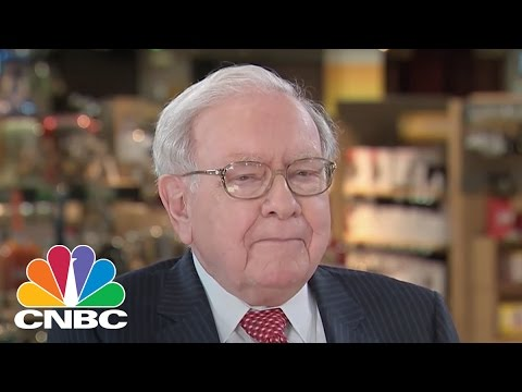 Warren Buffett: Bought A Big Chunk Of Apple | Squawk Box | CNBC