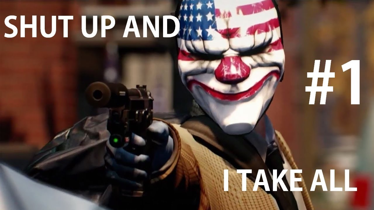 Payday 2 perceuse