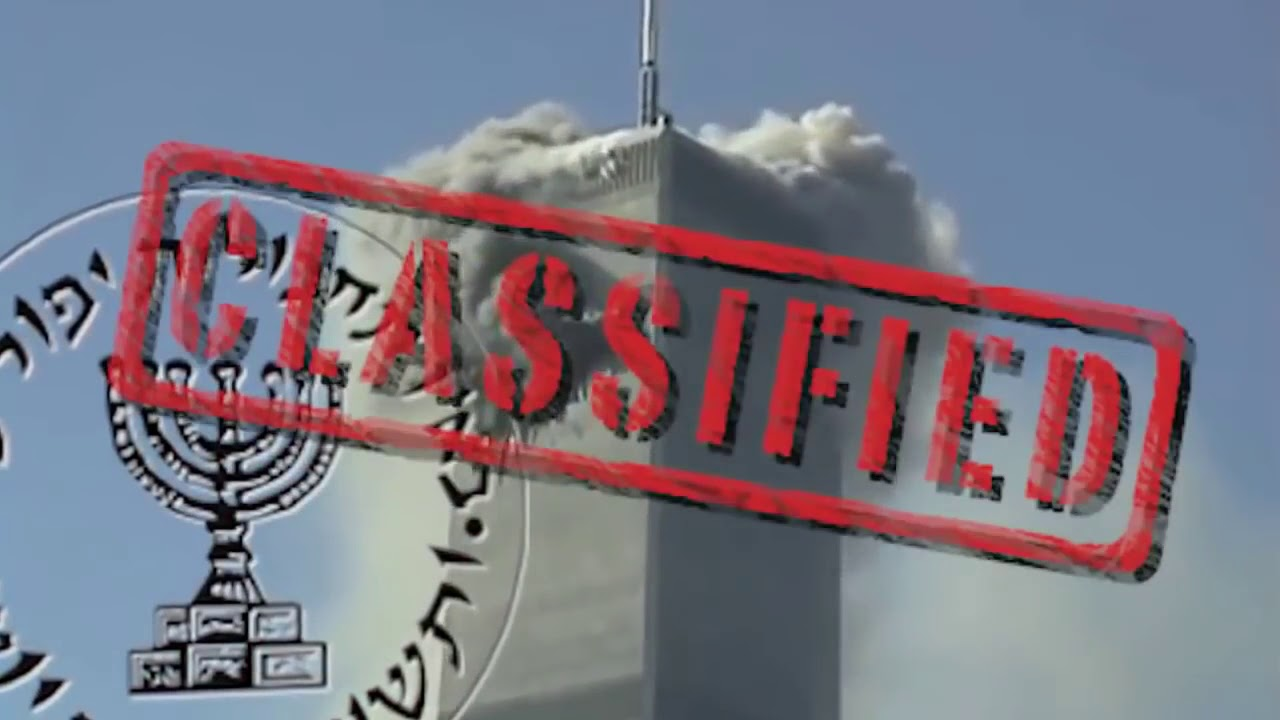 TRUMP the swamp and his zionist mafia connections and the 5 Dancing Israelis at 9/11