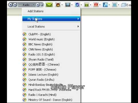 All in One Music Toolbar for Firefox and IE  World Music @ your Fingertips