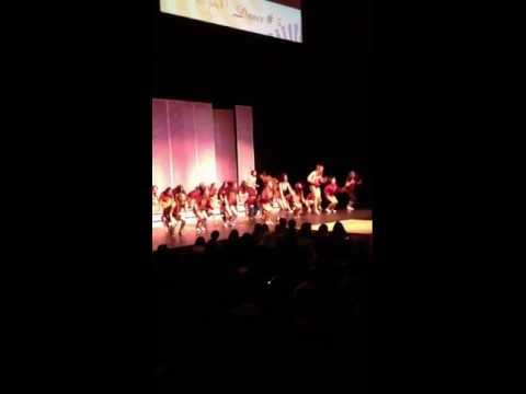 Senior Fashion Show 2012, Dance #5.mov