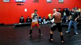 munk vs yamen round 1