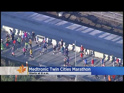 Looking Forward To The Twin Cities Marathon