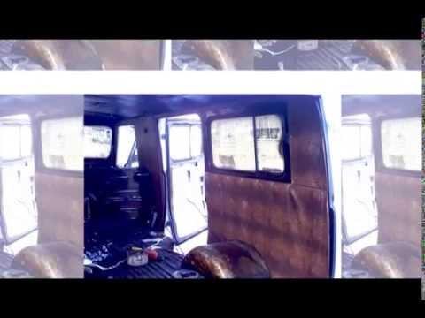 Видео Уаз 452 ремонт