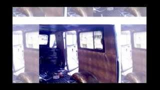 УАЗ 452 Буханка Таблетка Обтяжка салона кожвинилом