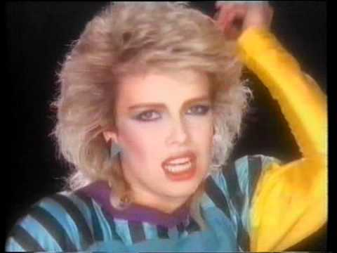Kim Wilde  The Second Time Go For It