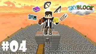 BASİT AFK BALIK FARMI ! #4 Minecraft SkyBlock