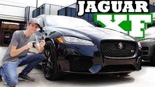 Jaguar XF Sportbrake 2018 Review   The BEST Sporty Hatchback EVER?